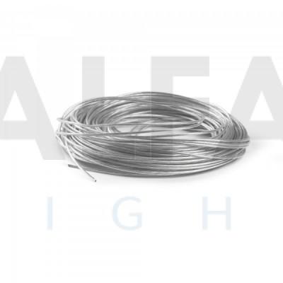 Medene izolované pocínované lanko 1,5m (Ø 0,5mm)