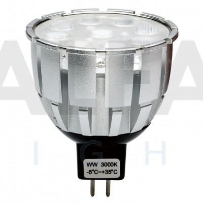 LED žiarovka PREMIUM MR16 8W - NICHIA Japan