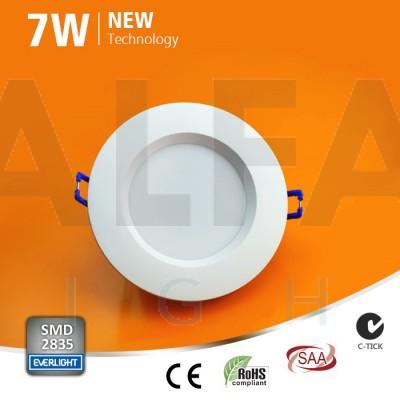 7W LED svietidlo kruh - Premium series