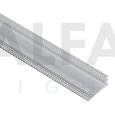 Hliníkový profil AF29 19x7,5mm