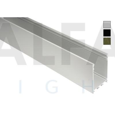 Hliníkový profil AF33 50x80mm