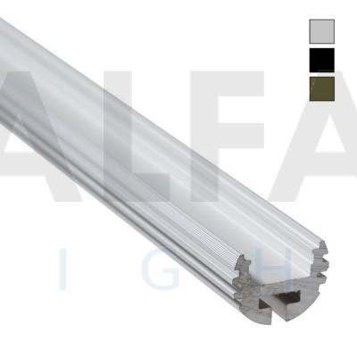 Hliníkový profil AF7 21x15,8mm