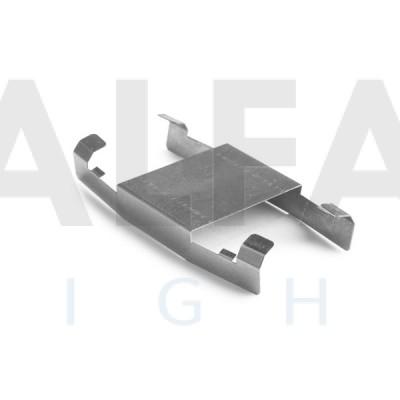 Profilový nerezový držiak AM-24
