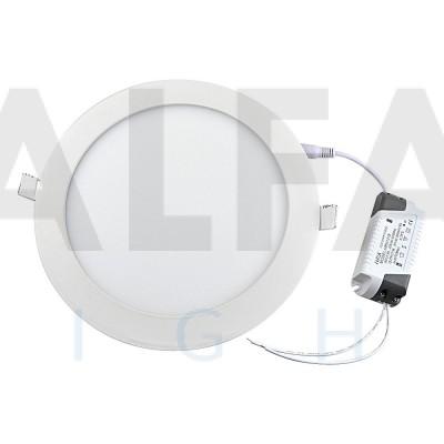 24W LED svietidlo kruh - BASIC series