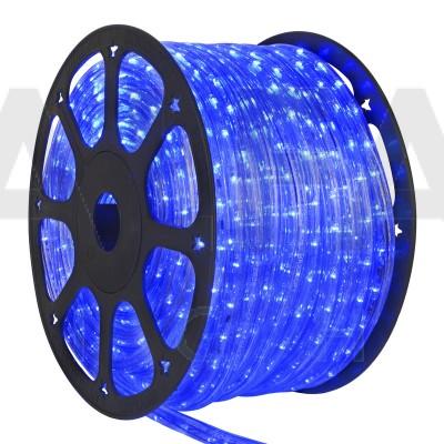 LED hadica - Modrá 2,5W (Interiér / Exteriér)
