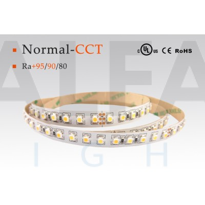 LED pás PREMIUM QUALITY 14,4W/24V 120 LED/m - Dual White