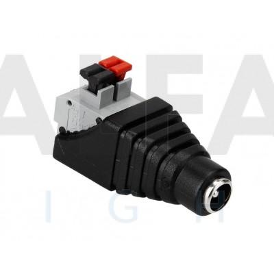 DC konektor SAMICA Quick (5,5x2,1mm)
