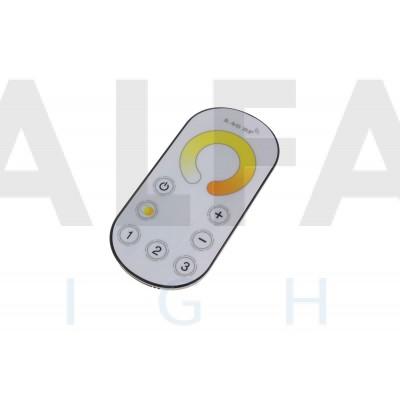 3 zónový ovládač SIMPLY Dual White - CCT