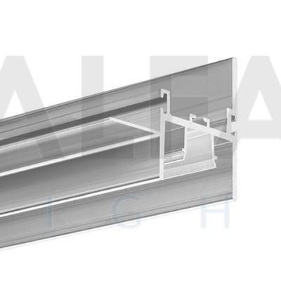 Hliníkový profil FOLED-BOK pre napínané stropy