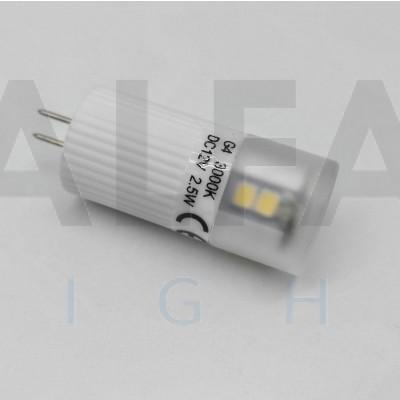 LED žiarovka G4 2,5W - MASTER series
