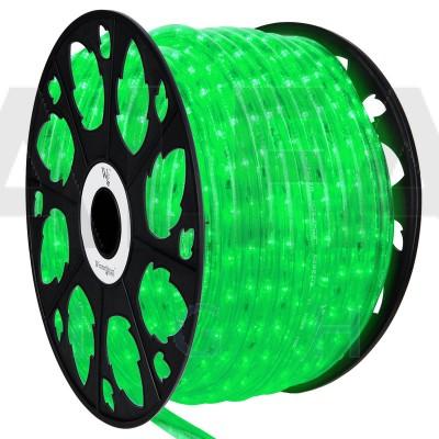 LED hadica - Zelená 2,5W (Interiér / Exteriér)