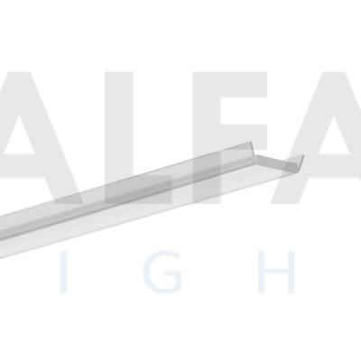 Difúzor HS-12 číry s priepustnosťou svetla 95%