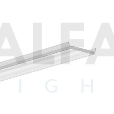 Difúzor HS-22 číry s priepustnosťou svetla 95%