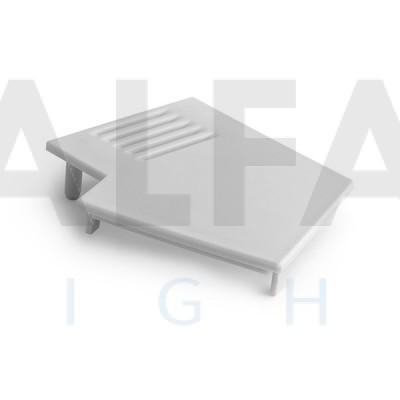 Záslepka IMET-L (ľavá) sivá