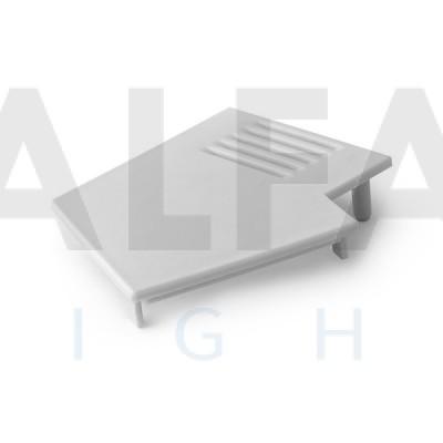 Záslepka IMET-P (pravá) sivá