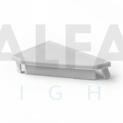Záslepka KOPRO-30-P-P (pravá) sivá