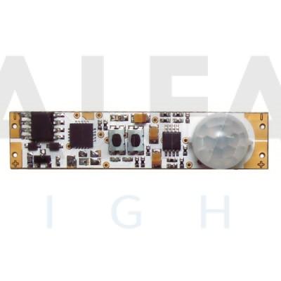 Inteligentný Mini PIR senzor do AL profilu 9-28V