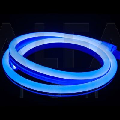 LED NEON FLEX - Modrá (Interiér / Exteriér)