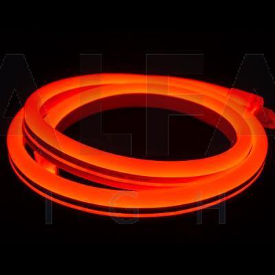 LED NEON FLEX - Červená (Interiér / Exteriér)