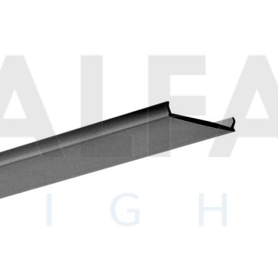 Difúzor LIGER-22 BLACK s priepustnosťou svetla 50%