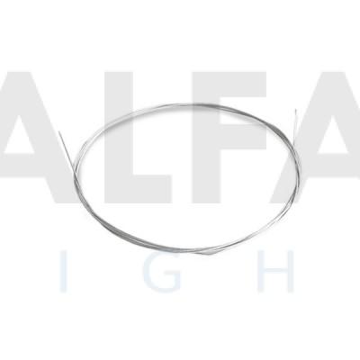 Oceľové lanko 1m (Ø 1mm)
