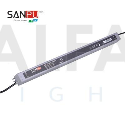 Napájací zdroj pre LED 24W/24V - vode odolný séria LL