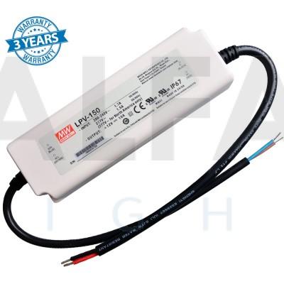 Napájací zdroj pre LED 150W/24V - vode odolný séria LPV