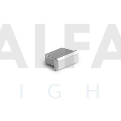 Záslepka MICRO-ALU metalická