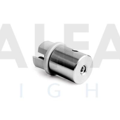 Záslepka OLEK-LUK (elektrický vodivá) sivá