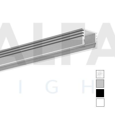 Hliníkový profil PDS-4-ALU