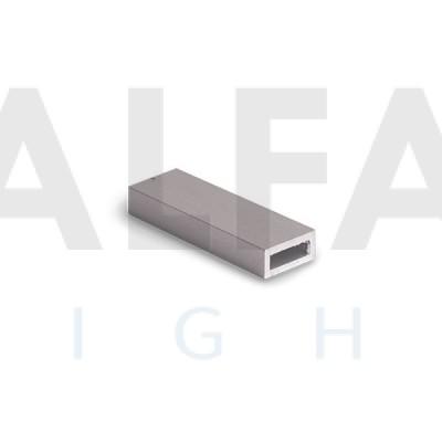 ALU podložka pre LED pásik 11x5mm- 2m