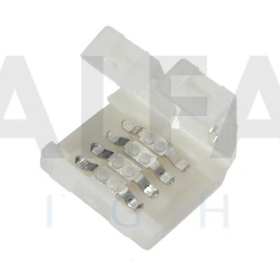Spájací konektor pre 10mm RGB LED pásy
