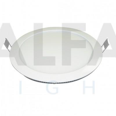 16W stmievateľné LED svietidlo kruh - Professional series