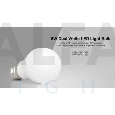 LED žiarovka CLEVER CCT 6W E27