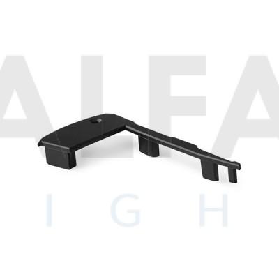 Záslepka STEP-R (pravá) čierna