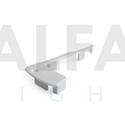 Záslepka STEP-R (pravá) sivá
