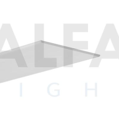 Difúzor SZER frosted s priepustnosťou svetla 83%