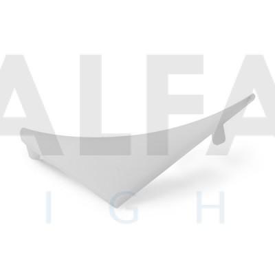 Záslepka TELIT-L-L (ľavá) biela