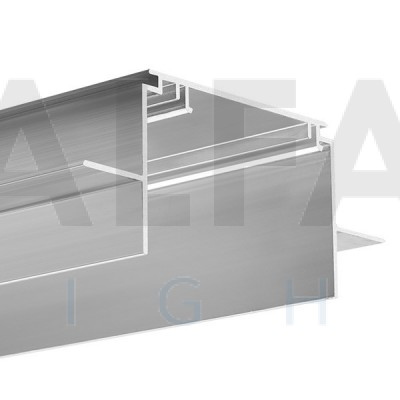 Hliníkový profil TES-16 pre 16mm SDK
