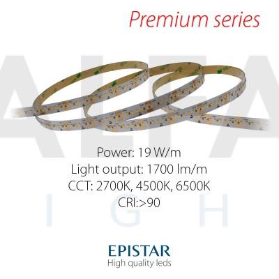 LED pás PREMIUM QUALITY 19,2W/24V SMD 2016