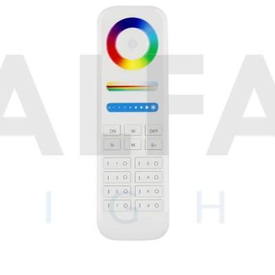 Diaľkový 8 zónový RGB+CCT ovládač CLEVER