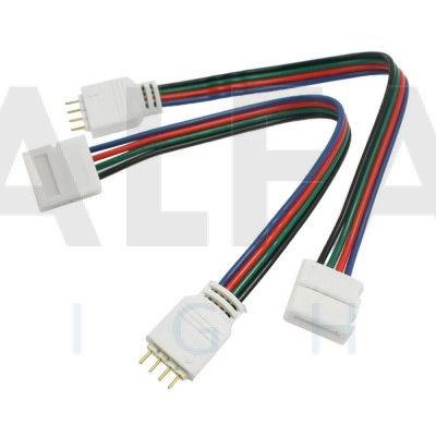 Konektor M+Zakl.10mm pre RGB LED pásy