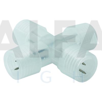 Rozbočovač X pre LED hadicu