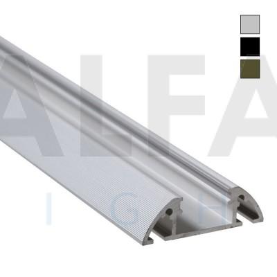 Hliníkový profil AF4 35x11mm