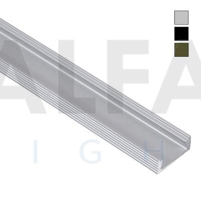 Hliníkový profil AF11-Z 15,9x6mm